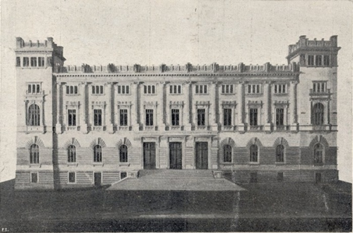 L archivio storico della camera dei deputati for Camera dei deputati palazzo montecitorio