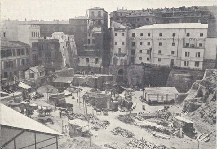 L archivio storico della camera dei deputati for Roma parlamento