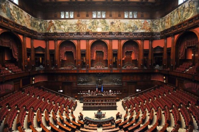 Aula attuale for Attuale legislatura
