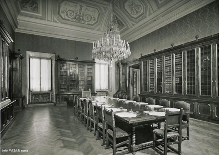 L archivio storico della camera dei deputati for Presidente camera dei deputati attuale