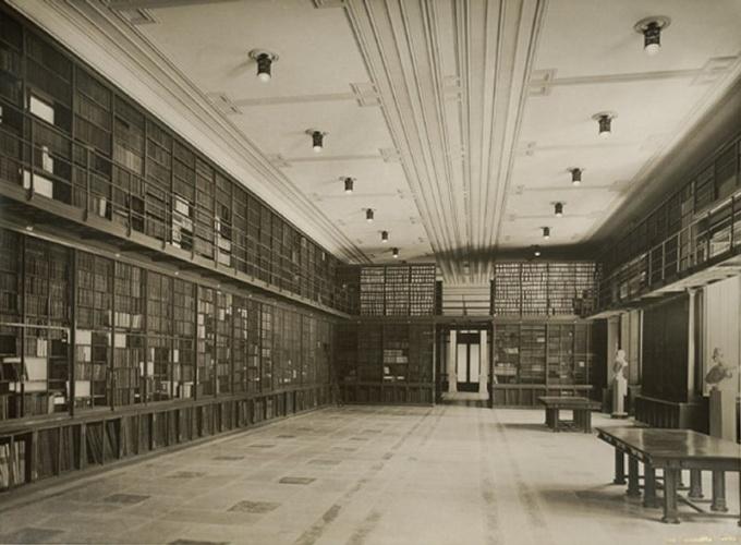 Commissione d 39 inchiesta governativa sulla mancata difesa for Biblioteca camera dei deputati