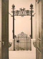 Palazzo Montecitorio. Foto d'epoca dell'ascensore dei Ministri. ASCD, Fondo fotografico.