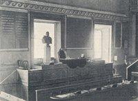 L'aula provvisoria n. 1 della Camera