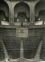 Seconda metà degli anni '30 - modifiche dell'Aula successive al 9 maggio 1936