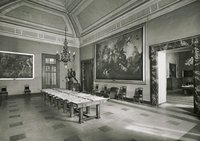 Sala di lettura