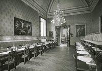 Sala di scrittura - attuale sala stampa