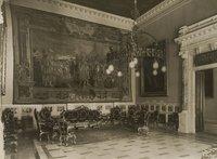 Sala adiacente corridoio dei busti lato destro - Anticamera del Vicepresidente