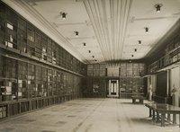 Biblioteca (attuale sala del Mappamondo)
