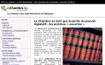 """anteprima di """"Belgio – Chambre des Représentants Archives ouvertes"""""""