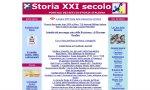 """anteprima di """"Storia XXI Secolo – Portale dei siti di storia italiana"""""""