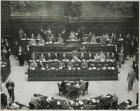 Dichiarazione del presidente del Consiglio, Alcide De Gasperi
