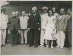 Parlamentari in visita alla squadra navale (Napoli)