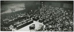Prima seduta della Camera dei Deputati