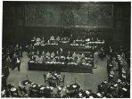 Discorso dell'onorevole Pella alla Camera in occasione del voto di fiducia al suo governo