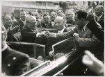 Giuramento del Presidente della Repubblica Giovanni Gronchi