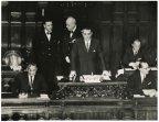 Elezione di Brunetto Bucciarelli Ducci a presidente della Camera dei Deputati