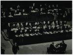 Presentazione alla Camera del I Governo Moro