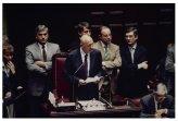 Elezione del Presidente della Camera dei Deputati Giorgio Napolitano
