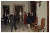 Il Presidente della Camera dei Deputati Irene Pivetti incontra il Dalai Lama