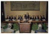 Convegno presieduto dal Presidente della Commissione Affari Costituzionali Gustavo Selva: Unione Paneuropea Italiana