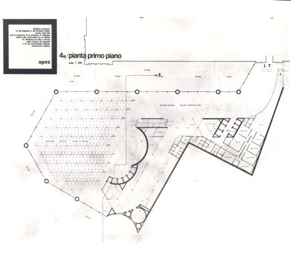 Fondo concorso per la costruzione del nuovo palazzo per for Camera dei deputati archivio storico