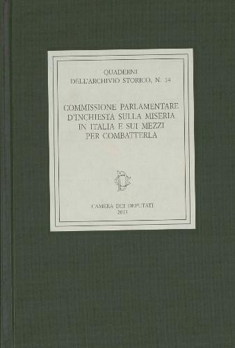 pubblicazioni archivio storico della camera dei deputati
